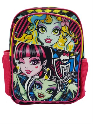 Monster High Okul Çantası